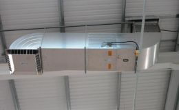 Coltair air handling system